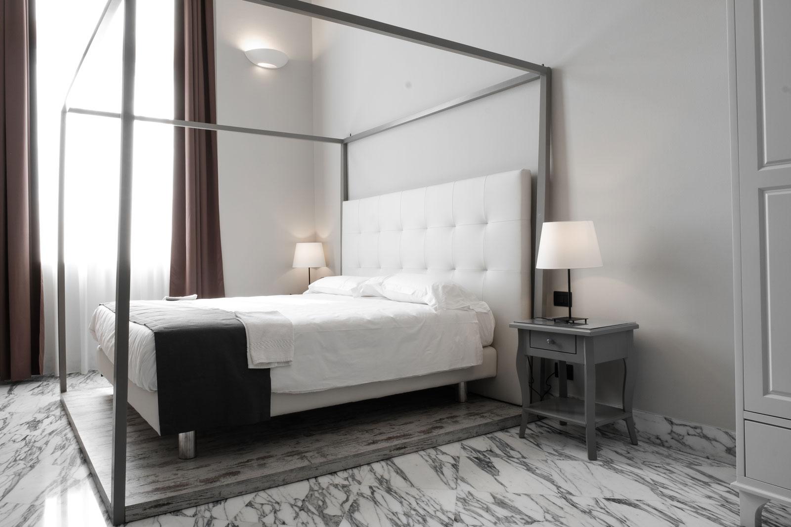 Hotel Letto Rotondo.Suite Hotel De Ville