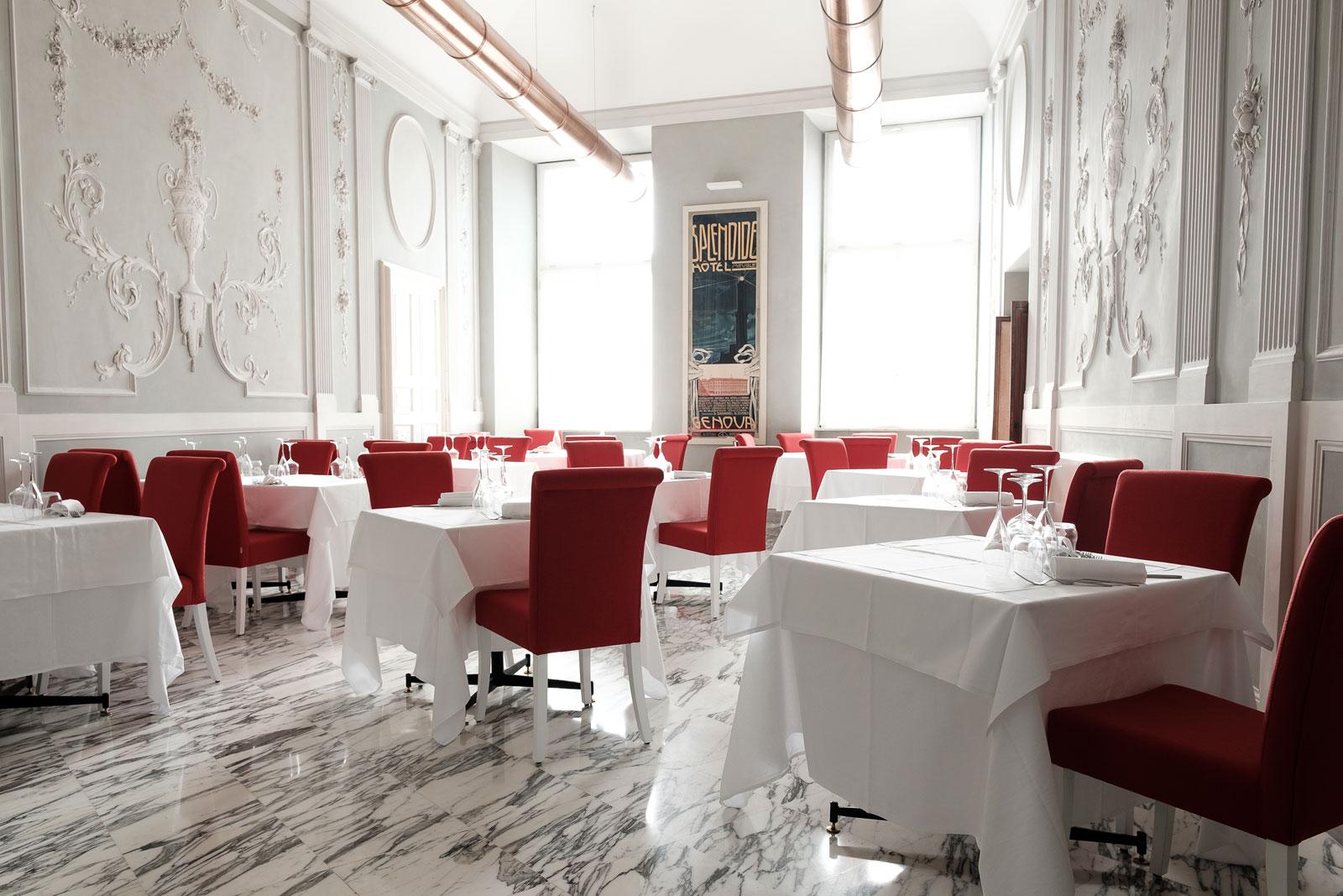 Colazione Hotel de Ville